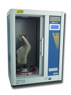 SCANNY3D - 3D laser scanning systems